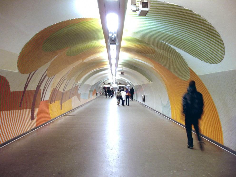 Paris - Gare du Nord --- La Chapelle