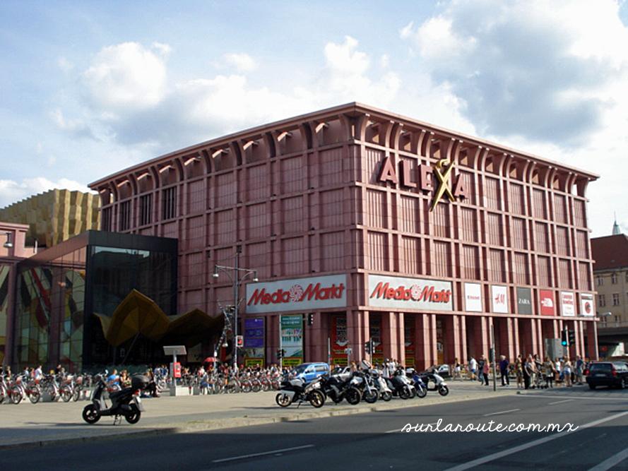 Alexa, Shopping Center, Berlin
