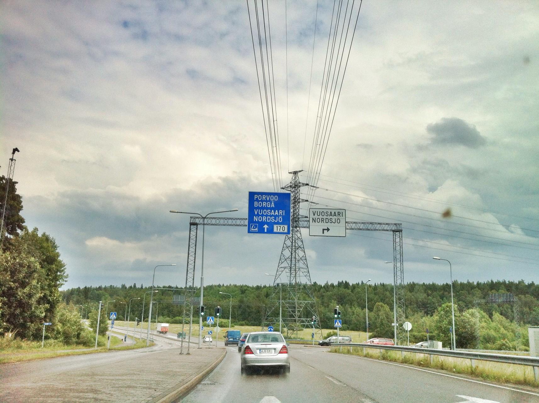 Near Helsinki