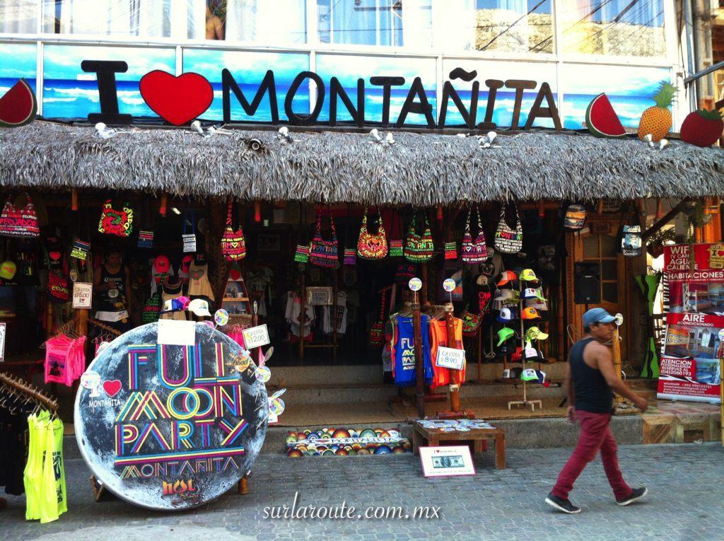 Montañita, Ecuador.