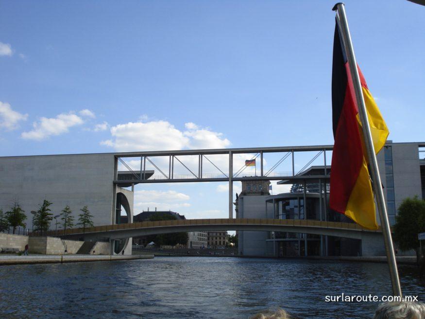 Spree. Berlín, Alemania.