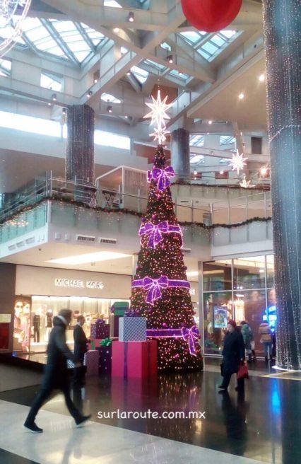 Compras navideñas en Moscú, Rusia