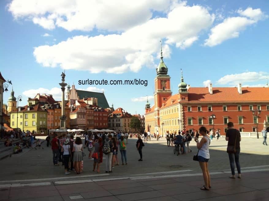 Varsovia, Polonia. Warsaw, Poland.
