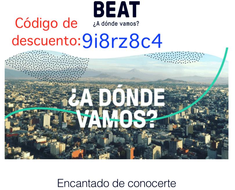 Beat código de descuento 9i8rz8c4